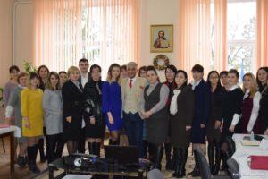 """Colegiul """"Mihai Eminescu"""" din Soroca a găzduit Ședința Mitingului Internațional Suedez"""