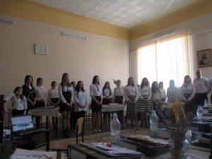 Totalizarea stagiului de practică: specialitatea Asistență socială, grupa 43B