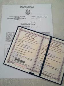 Absolvenților Promoției 2018 i-au fost înmânate diplomele de studii profesionale!