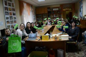 """Seminar de informare """"Detergenții și mediul"""", organizat de Mișcarea Ecologistă din Soroca"""