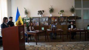 """Ziua Juristului în Colegiul """"Mihai Eminescu"""" din Soroca"""