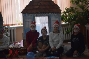 Sărbătoarea de Crăciun pentru copiii angajaților