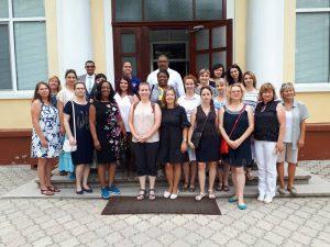 TRENING pentru profesorii de limbă engleză din raionul Soroca