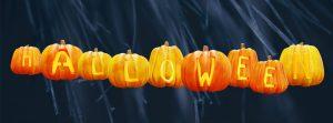 Expoziția de Halloween organizată de Consiliul elevilor din colegiu
