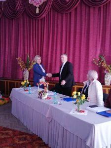 În incinta colegiului s-a desfășurat Conferința de dare de seamă și alegeri a organizației sindicale