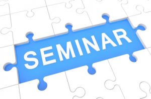 Seminar – training: Timpul liber – o valoare a omului modern