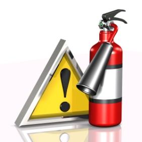 Oră informativă:Măsuri de acțiune în caz de incendiu