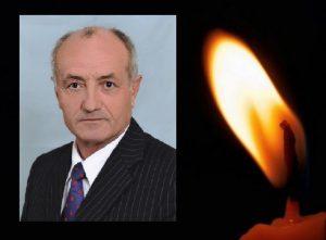 Sincere condoleanțe…