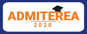 ADMITEREA 2020 – PERFORMANȚA TA ÎNCEPE AICI !!!