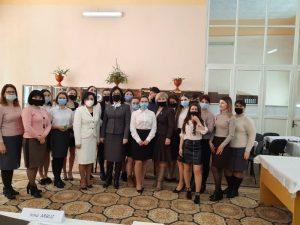 """Conferință de totalizare a stagiului de practică  care precede probele de absolvire – Grupa 43 specialitatea ,,Asistența socială"""""""