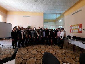 Raportul stagiului de practică ce precede probele de absolvire, domeniul de formare profesională JURISPRUDENȚĂ, grupa 44