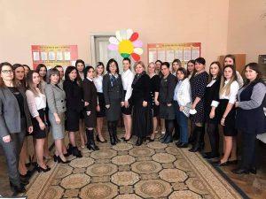 Conferință de toatalizare a stagiului de practică ce precede probele de absolvire, grupa 41, specialitatea Educație timpurie