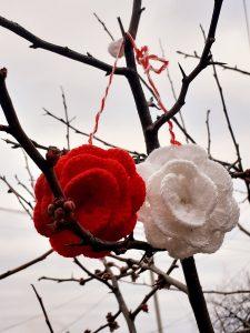 Mărțișorul – simbolul nobil și frumos al primăverii și-a îndeplinit tradiționala menire